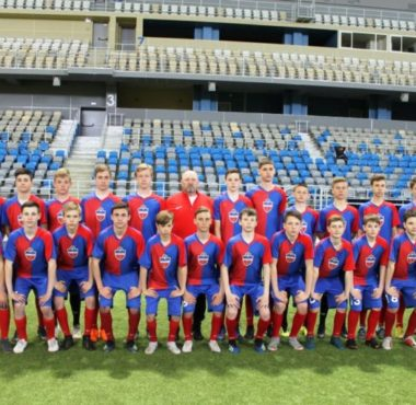 Финал СФО по футболу среди  юношей 2005 г.р.