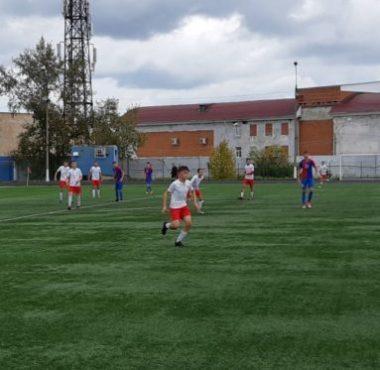 Финал СФО для юношей 2005 г.р. Третий тур.