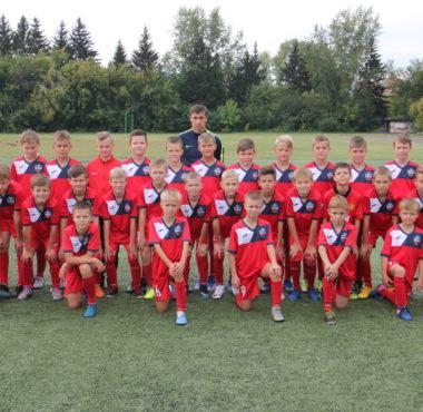 СШОР Енисей 2009 стартовал на турнире по футболу «KAZAN CUP 2019».