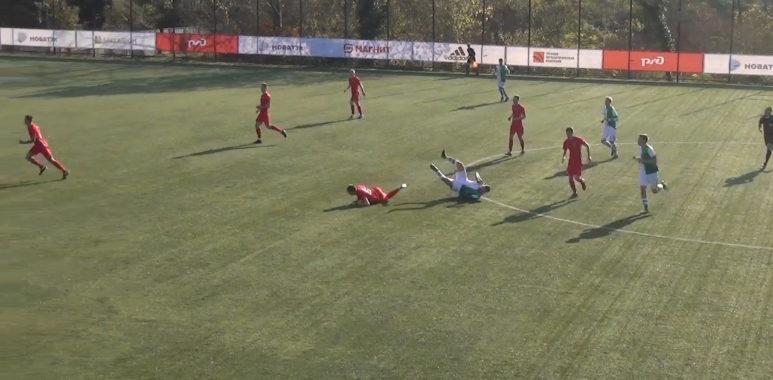 2 773x380 - СШОР Енисей 2002 закончил групповой этап финала Первенства России по футболу среди спортивных школ
