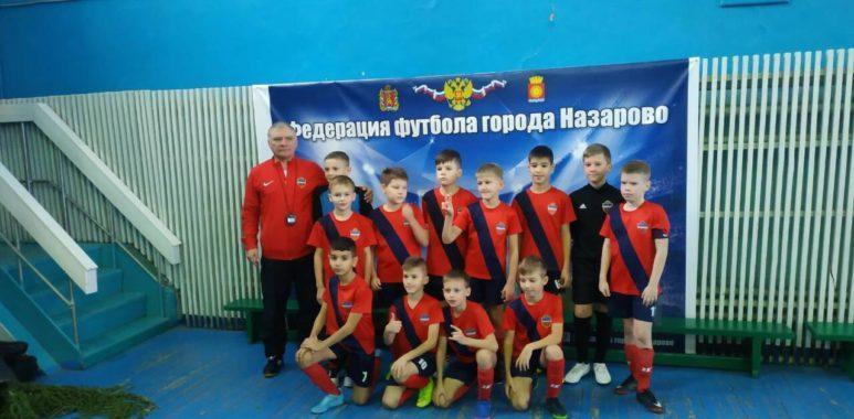 IMG 20191122 WA0002 773x380 - СШОР Енисей 2010 г.р. выступит на турнире по мини-футболу в г. Назарово