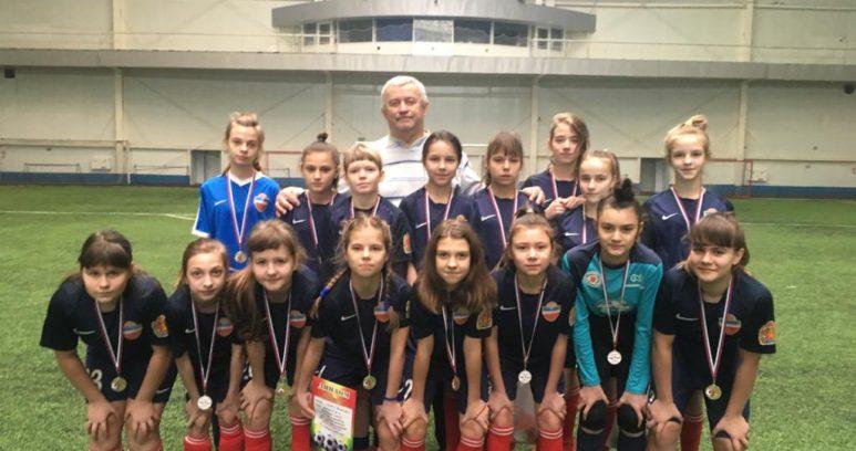IMG 20200217 WA0000 773x408 - Команда девочек СШОР Енисей 2007/08 г.г.р. победитель турнира по футболу «Футбол в сердцах».
