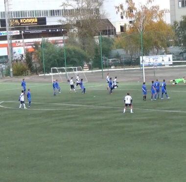 Второй тур первенства Красноярского края по футболу среди юношей 2006 г.р.