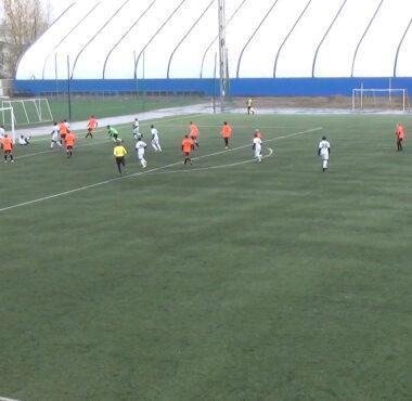 Первенство Красноярского края по футболу среди юношей 2006 г.р. Финальный групповой этап.