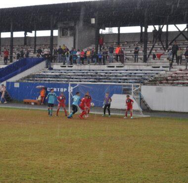 Определились финалисты первенства Красноярского края по футболу среди юношей 2008 г.р.