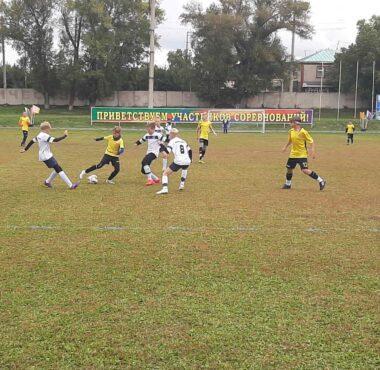Определились полуфиналисты Первенства Красноярского края по футболу среди юношей 2008 г.р.