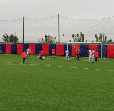 Третий день первенства Красноярского края по футболу среди юношей 2004 г.р.