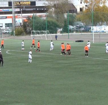 Стартовало первенство Красноярского края по футболу среди юношей 2006 г.р.