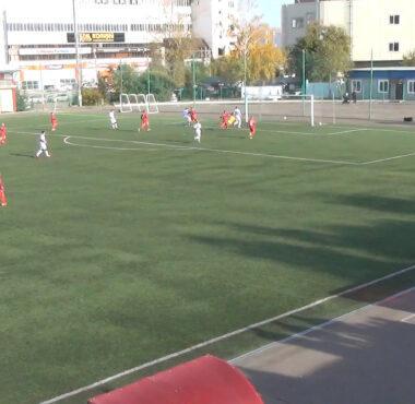Третий тур первенства Красноярского края по футболу среди юношей 2006 г.р.