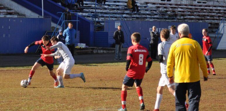 СШОР Енисей 2005 победитель первенства Красноярского края по футболу.
