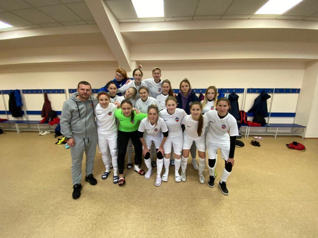 СШОР Енисей бронзовый призер всероссийских спортивных соревнований «I лига» по футболу среди женщин 2020 года, зона «СИБИРЬ».